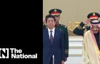 Japans-Shinzo-Abe-meets-with-King-Salman-amid-regional-tensions
