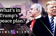 Trump-releases-long-awaited-Middle-East-peace-plan-BBC-Newsnight