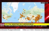 U.S. CDC provides update on coronavirus outbreak