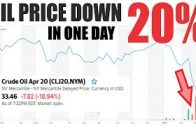 OIL PRICE COLLAPSE!